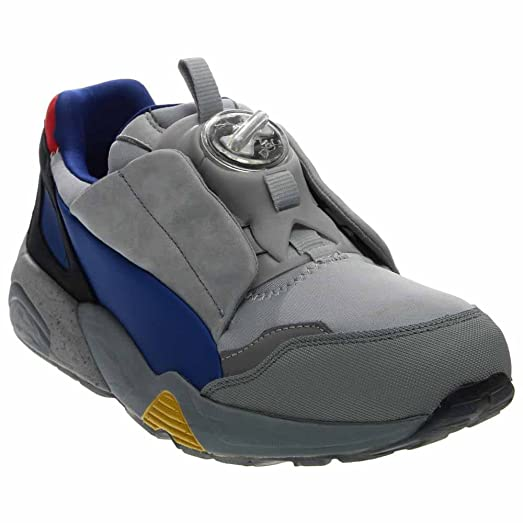 check out 38dcb 2f3ba Puma x Alexander Mcqueen Men McQ Disc Gray Blue (gray   blue) Size 10.5
