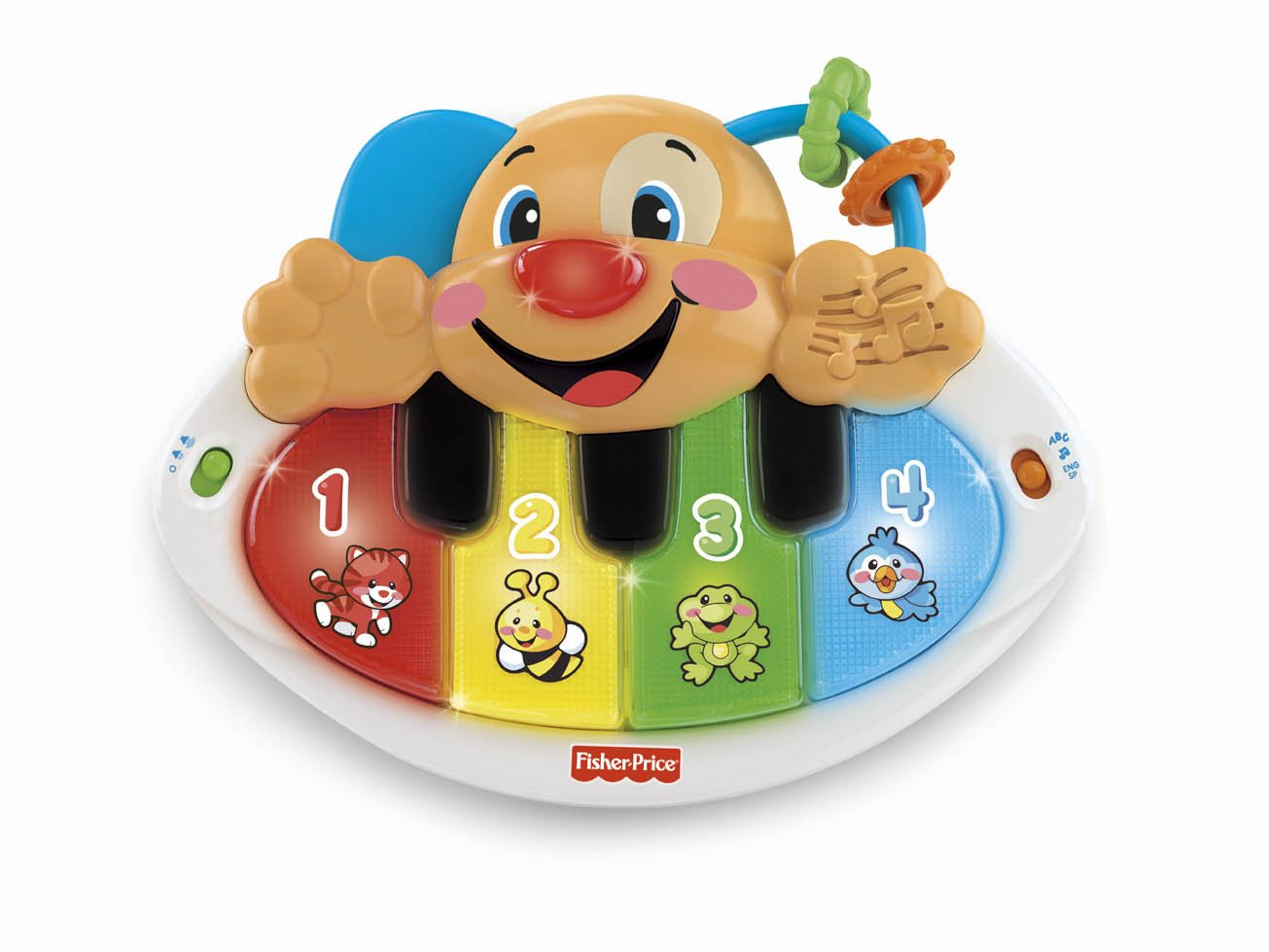 Fisher-Price Laugh /& Learn Puppys Piano W9732