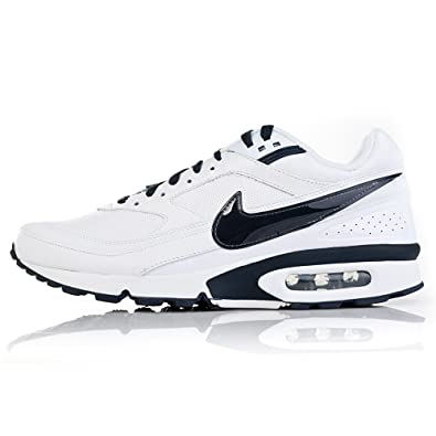 05f6a56f63 NIKE Air Max Classic BW trainers White-obsidian EU 43 US 9.5: Amazon ...