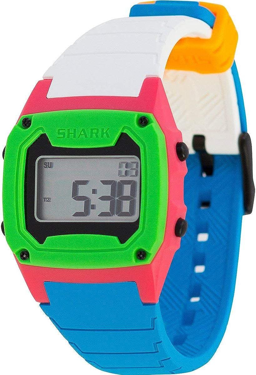 Freestyle Shark Classic Since 81 Black Neon Unisex Watch FS101012