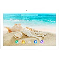 IKALL N10 4G Calling Dual Sim Tablet with 10 Inch Display (Gold, 1GB Ram and 8GB Internal Memory)