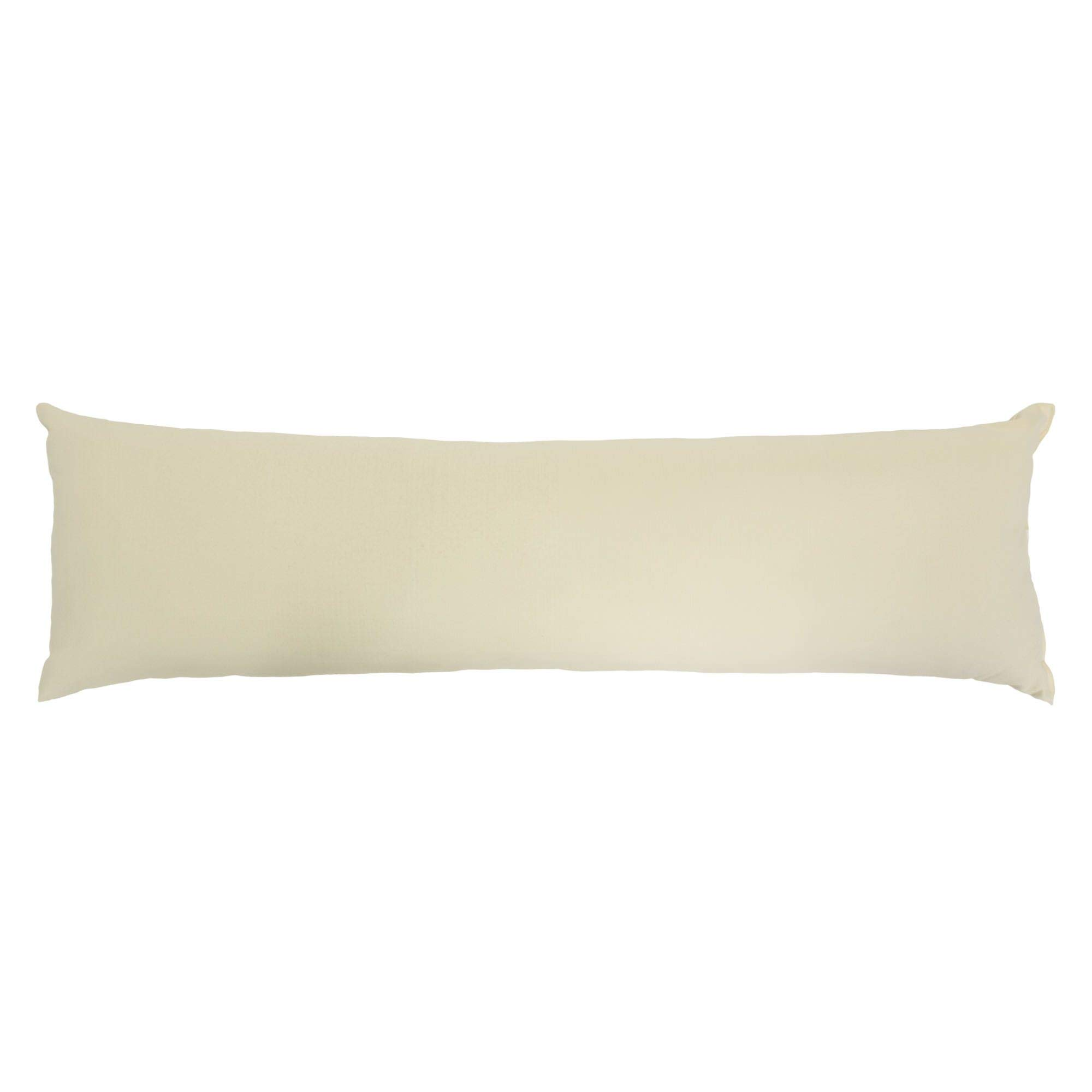 Hatteras Hammocks 52 Inch Long Hammock Pillow - Cream by Hatteras Hammocks