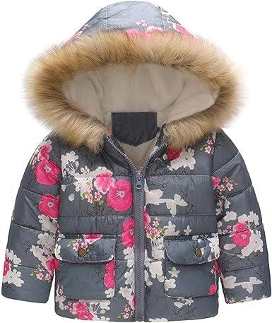 Happy childhood Baby Boys Winter Hooded Jacket Coat Warm Cotton Coat Parka Down Snowsuit Jacket Outerwear