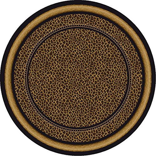 Milliken Signature Collection Zambia Round Area Rug, 7'7