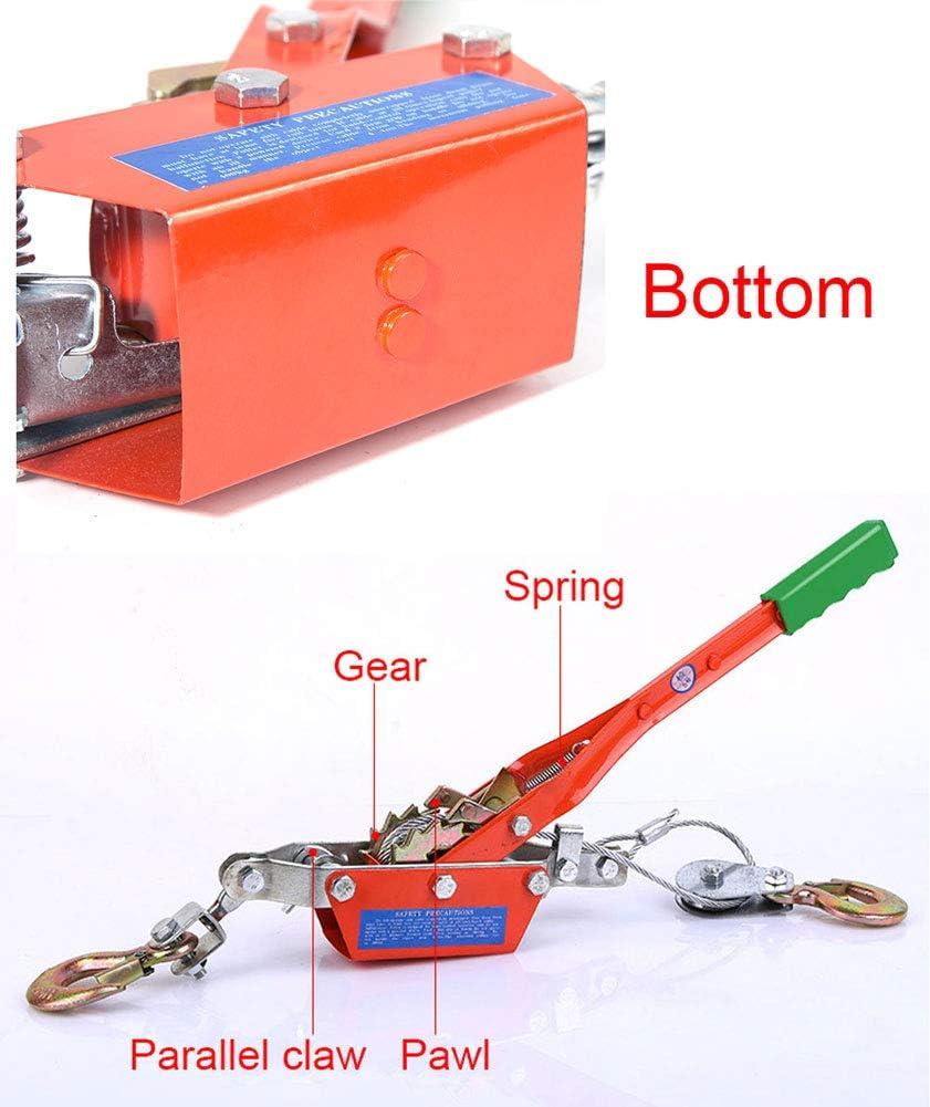extractor de cable, cabrestante, cabestrante