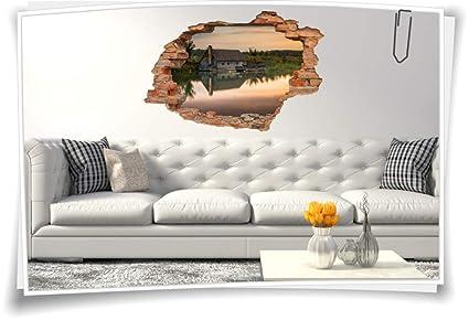 Medianlux Wand Bild Er Wohnzimmer Landhaus Stil Deko Wand