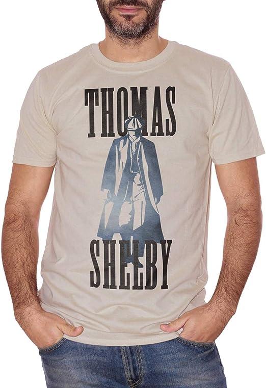 Camiseta de Thomas Shelby Walking – Camiseta con impresión ...