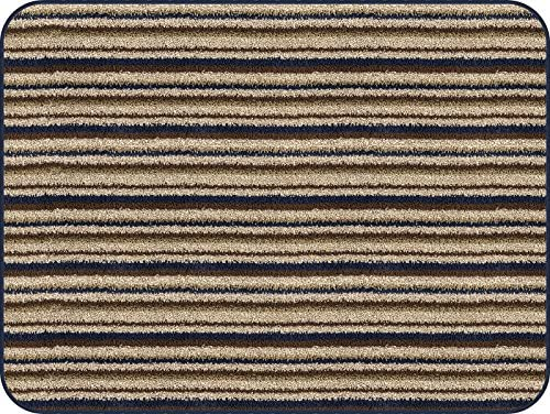 Dirt Stopper, 30 by 40-Inch, Navy Stripe