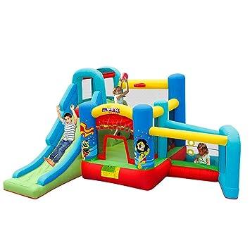 WJSW Castillos hinchables Juguetes para niños Juegos para niños al ...