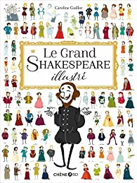 Le Grand Shakespeare illustré par Caroline Guillot (II)
