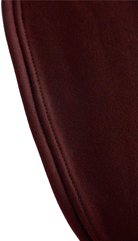 Nicetage Men/'s Tops Casual Pullover Hoodie Pleated Raglan Long Sleeve Hooded T-Shirt Slim Fit Sweatshirt