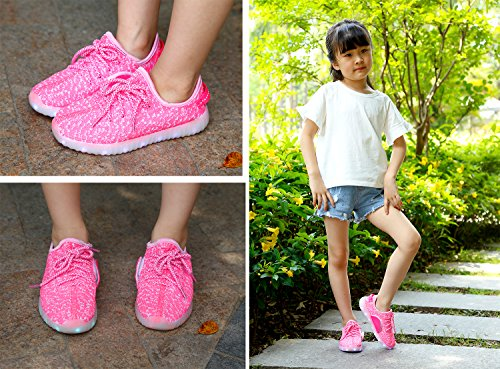 AjayR Light up Shoes-Flashing Sneakers Led Shoes Luminous Light Shoes for Boys Girls by AjayR (Image #8)
