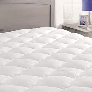 ExceptionalSheets 18 Inches Deep Mattress Pad