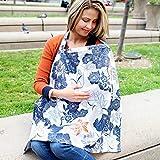 Bebe au Lait Premium Cotton Nursing Cover, Katori