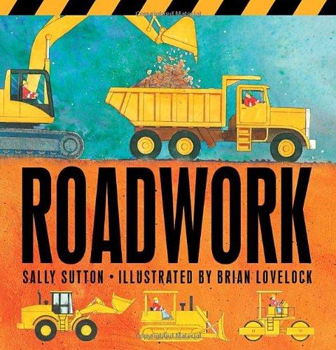 Roadwork by Candlewick Press