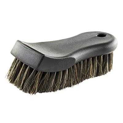 Chemical Guys ACCS96 Premium Select Horse Hair Interior Cleaning Brush for Leather, Vinyl, Fabric and More: Automotive