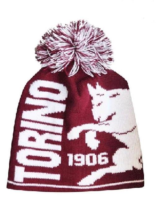 Cappello invernale ponpon Torino F.C. abbigliamento ufficiale  01402 ... 6bec06956429