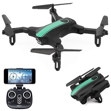 Drone con cámara 720P HD para Regalos de niños, FPV RC Quadcopter ...