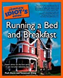 Running a Bed and Breakfast, Park Davis and Susannah Craig, 0028640004