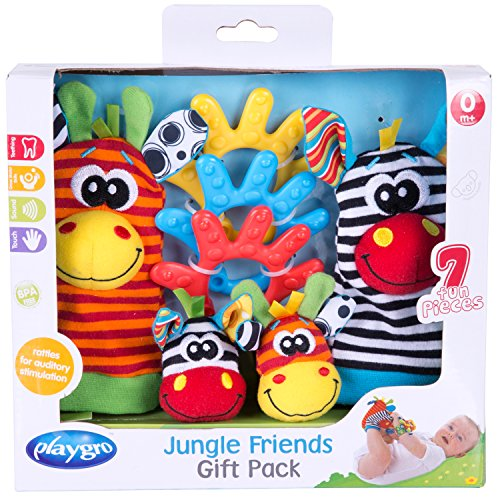 Playgro 0182436 Jungle Friends Gift product image