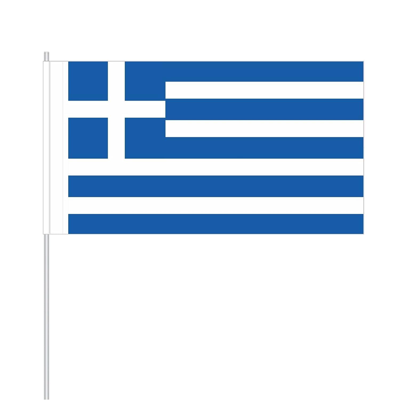 1.000 pezzi antrada bandierine in carta Grecia