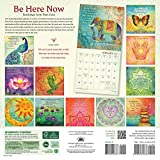 Be Here Now 2017 Wall Calendar: Teachings from