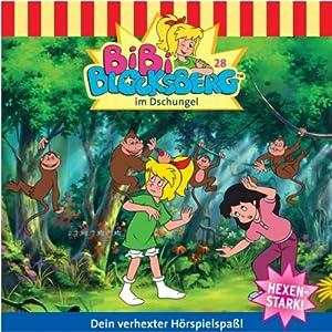 Bibi im Dschungel (Bibi Blocksberg 28) Hörspiel