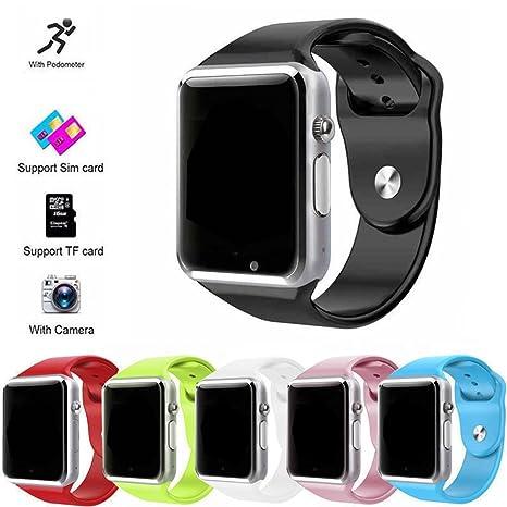JSGJSH Pulsera Inteligente A1 Smart Watch Passometer Reloj ...