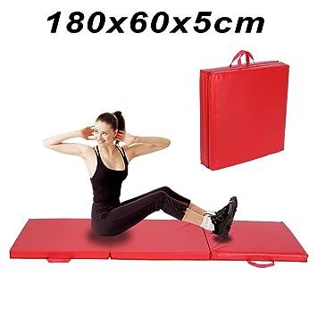 Trendyest - Esterilla de Gimnasia para Yoga, Pilates ...