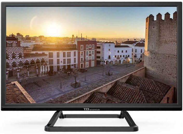 TD Systems Televisor LED HDMI, VGA, USB Grabador Reproductor, DVB ...