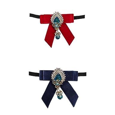 2 Pieza Corbata de Hombres Accesorios Corbata Doble de Moda ...