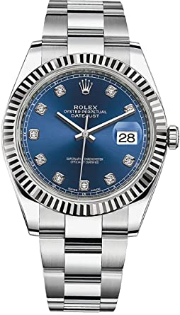 cheap for discount 71cf4 75c25 Amazon | Rolex Datejust 41 mm腕時計 | 工具・清掃用品 ...