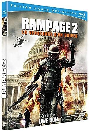 """Rampage 2  DISCOURS Dangereusement VRAI d'un """"PSYCHOPATHE"""" 61-Ai8K58uL._SY445_"""