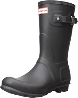 Hunter Women's original short wellington boots Chocolate W23758 3 UK Professional Cheap Price Big Sale For Sale Cheap Sale 2018 Extremely Cheap Online ywhK1