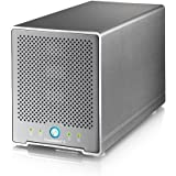 Thunder3 Quad Mini (Thunderbolt3 4-Bay Enclosure Only) - MacOS and Windows Certified