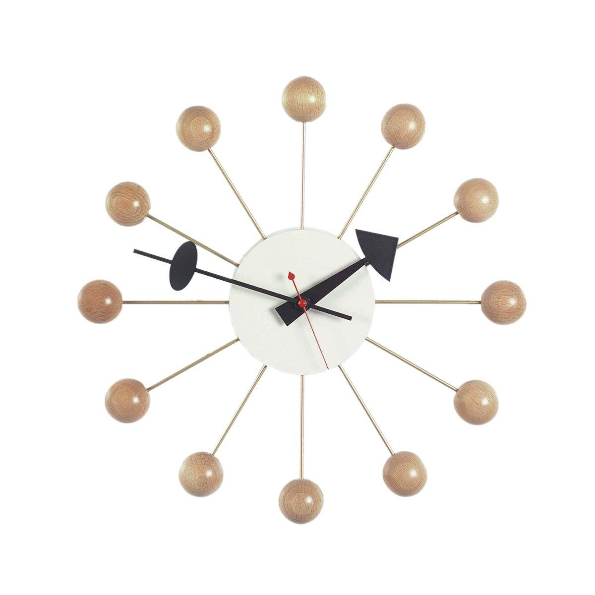 Vitra 20125003 Wanduhr Ball Clock 330 mm mehrfarbig mehrfarbig mehrfarbig 3dd7f3