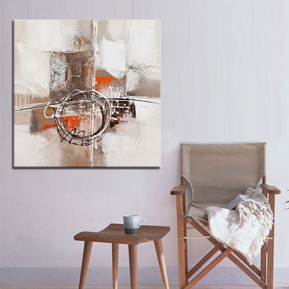 WHUI pintura al óleo Pintado a mano Pintura Al Óleo Arte Arte Óleo Arte Abstracto Lienzo Arte de la Pared Pared Sala de estar Dormitorio Decoración del hogar 0b29de