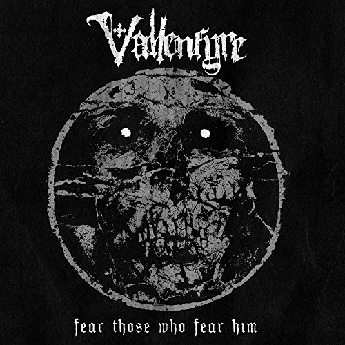 Album Art for Fear Those Who Fear Him by Vallenfyre