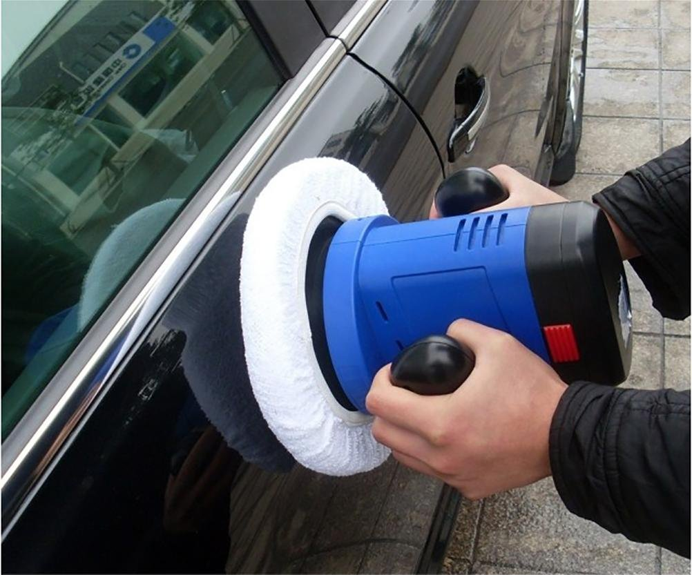ROBAYSE 12V Cordless Rechargeable Car Polisher by ROBAYSE (Image #3)