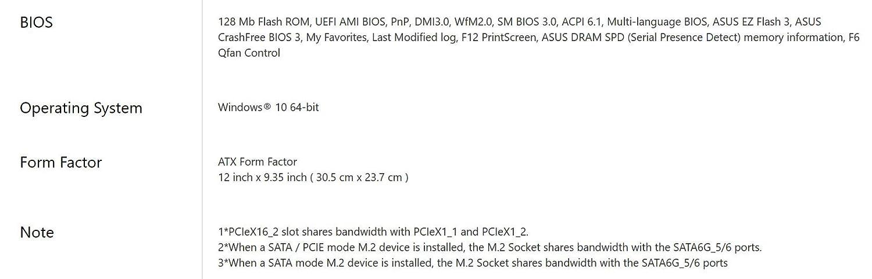 ASUS Prime B350-Plus AMD Ryzen AM4 DDR4 HDMI DVI VGA M 2 USB 3 1 ATX B350  Motherboard