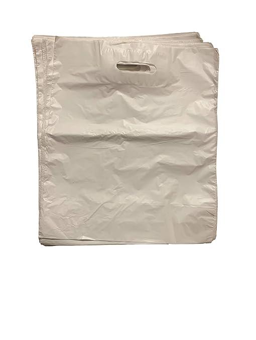 Packitsafe bolsas de parche blanco, tamaño pequeño 10 x 12 ...