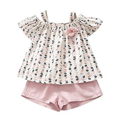ultime tendenze nuovo economico carina Abbigliamento Bambina Estivo 1 2 3 4 5 Anni Bambina Vestiti ...