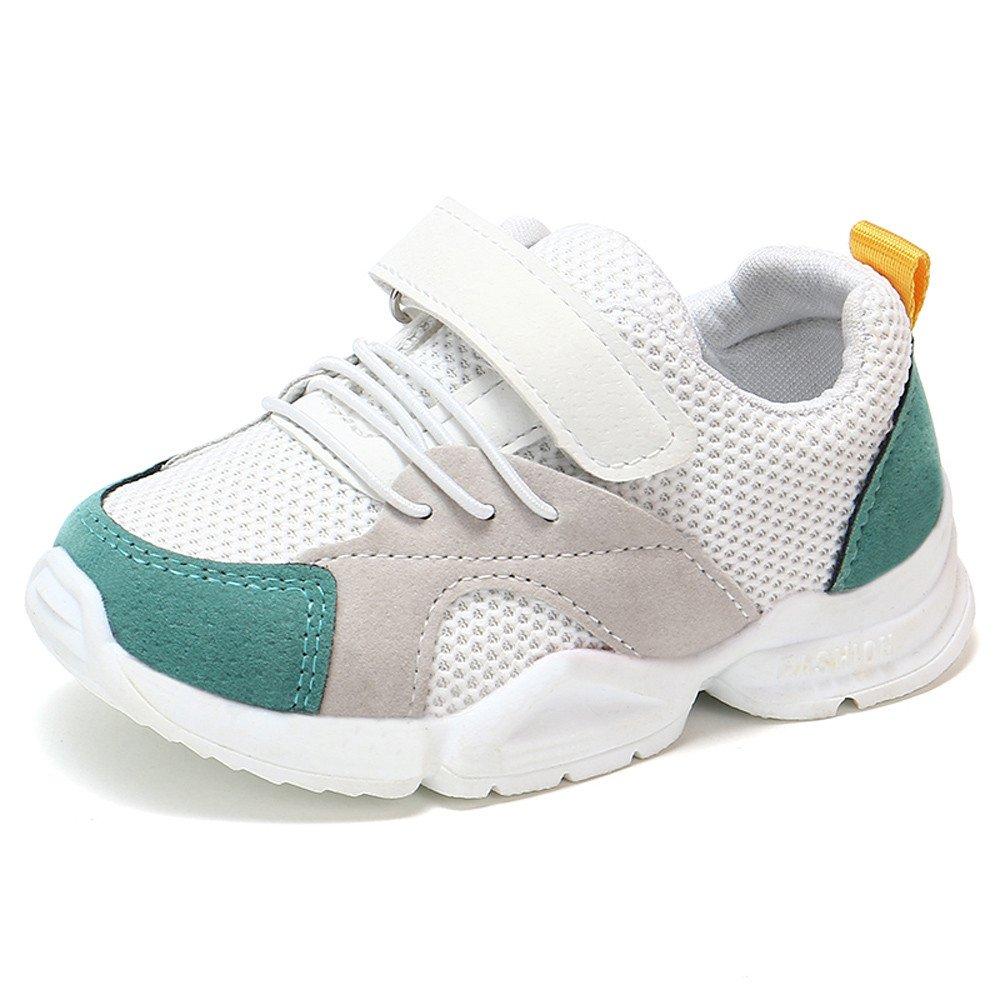 YanHoo Zapatos para niños Zapatillas de Deporte Casuales Malla ...