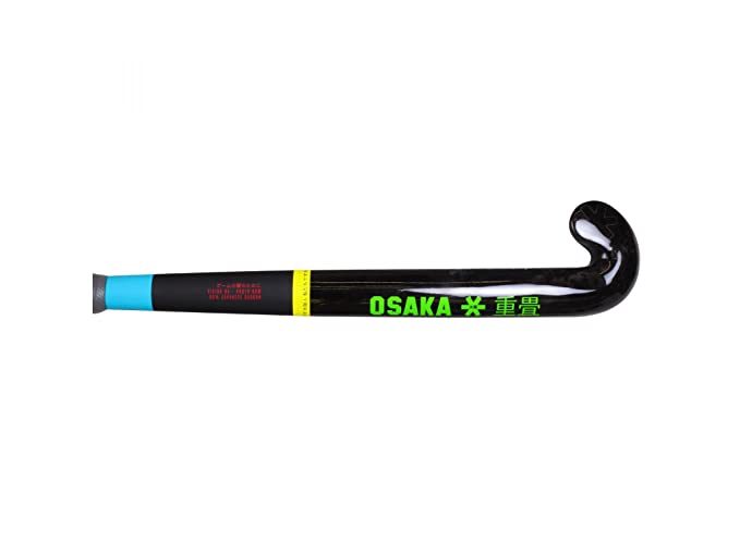 Amazon.com : Osaka Vision 85 Hockey Stick - Black/Blue (2018/19) - 37.5 inch Superlight : Sports & Outdoors