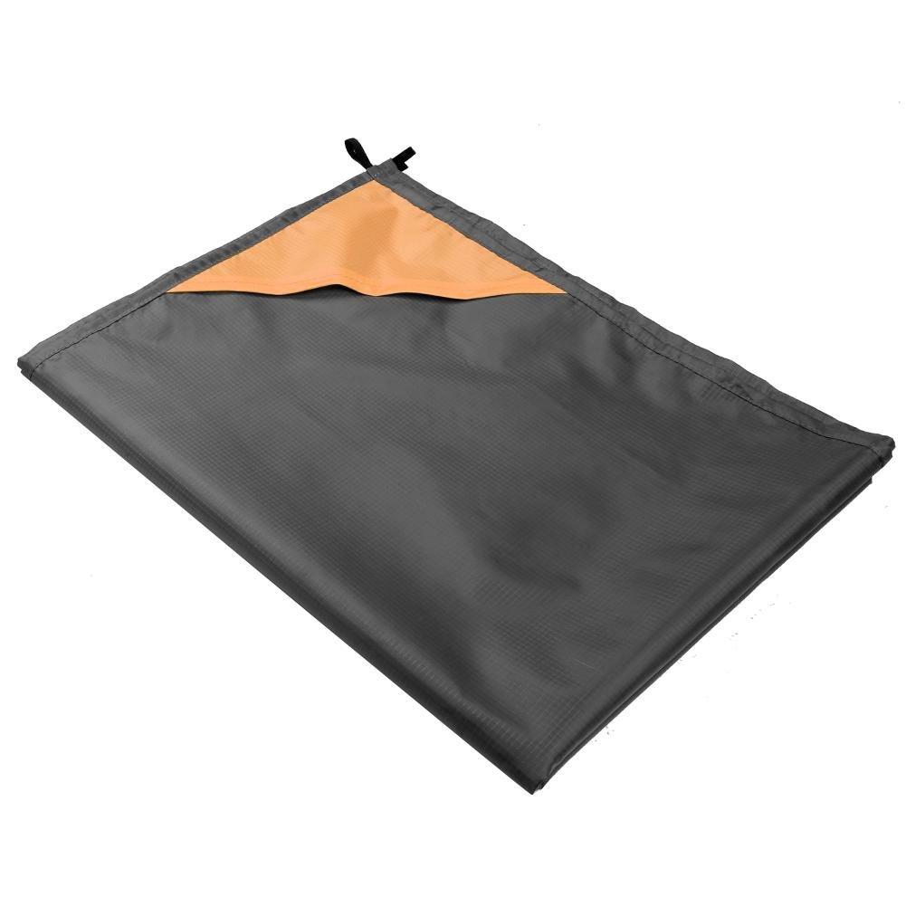 prosperveil Estera de Picnic al Aire Libre Césped de Playa Plegable Cojín Portátil Impermeable Manta de Humedad 140 * 180 cm