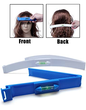 1 PCS KIT DE CORTE DE PELO CLIP TRIM BANG CUT DIY TRIMMER herramienta de diseño