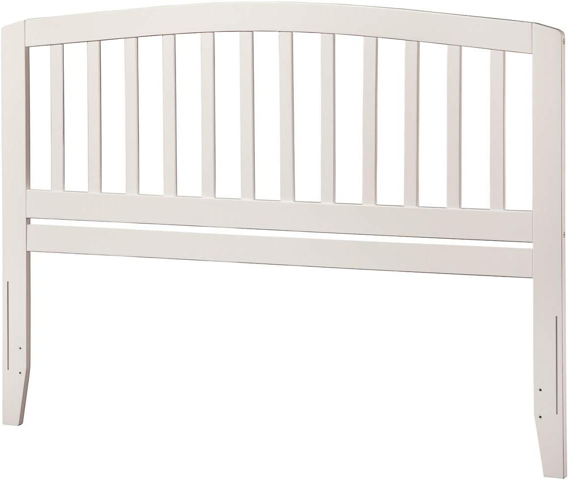 Atlantic Furniture Richmond Headboard 1/White