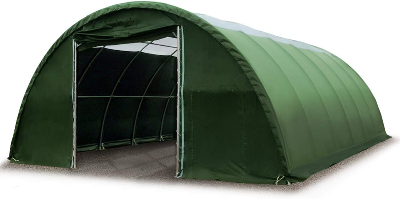Windschutznetz grob grün 700g//m² Profiqualität Hof Stall Halle Carport 5,55€
