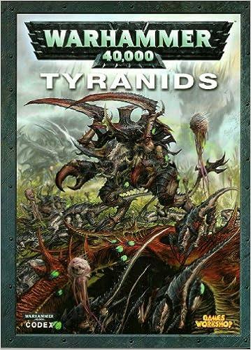 Codex tyranids robin cruddace 9781841549514 amazon books codex tyranids 5th edition edition fandeluxe Gallery
