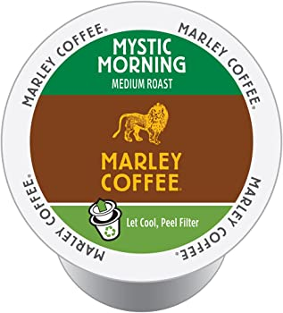 24 Count Marley Coffee Mystic Morning RealCup Portion Pack